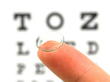 Contact Lens Related Infections in Bloomsburg